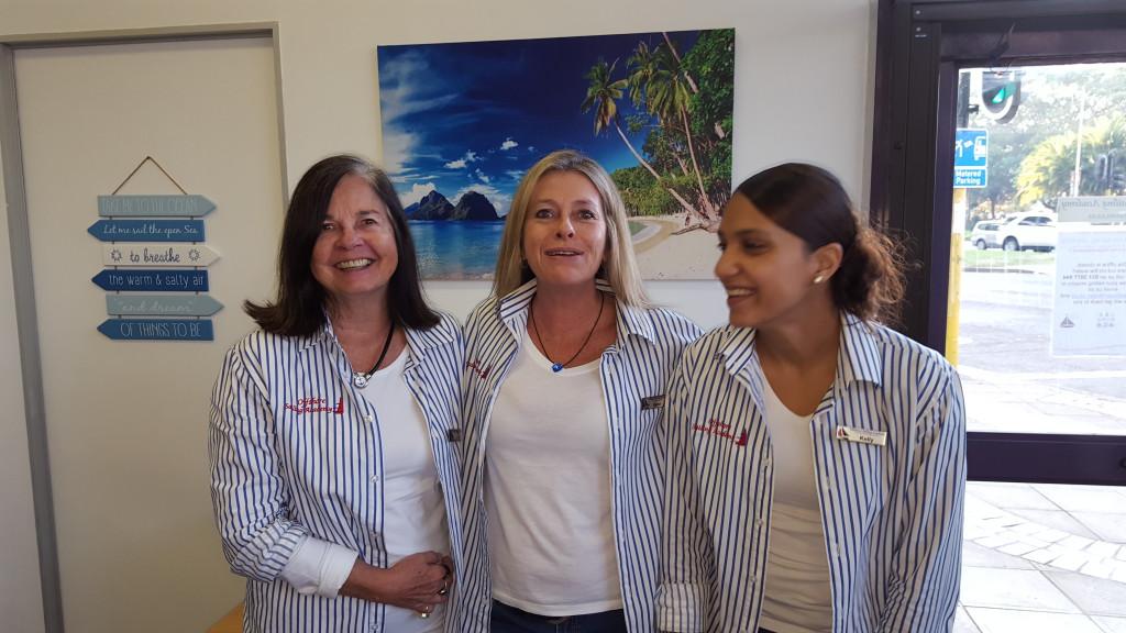 Libby, Karen & Kelly